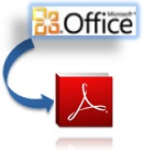 Office 2007-2010 to PDF
